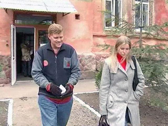 На украинском вокзале среди бомжей нашли американского ученого