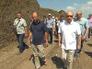 На берегу премьер-министр пообщался с археологами. Говорили про финансирование культуры государством, про участие частного бизнеса. Но больше всего ученых волновало, чтобы не пропало то, что они здесь с таким трудом нашли